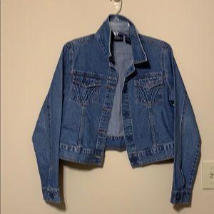 Vintage Bill Blass Jean Jacket